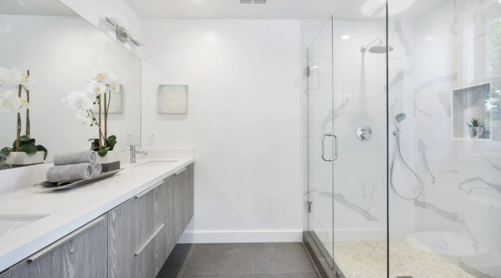 Residential Cleaning Proficient Clean Bathrooms
